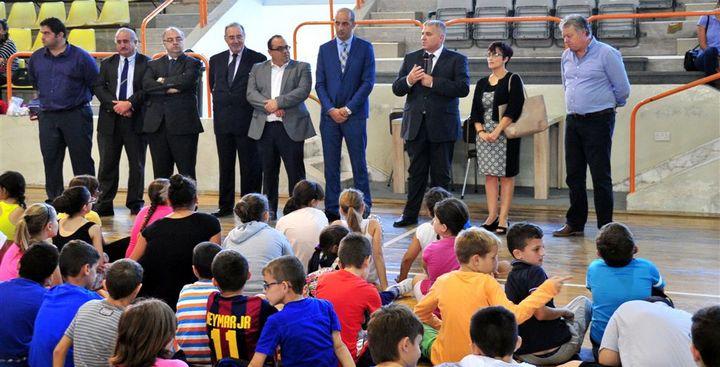 200 children attend SkolaSport Gozo with new scheme now underway