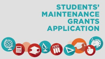 Applications open online for Students' Maintenance Grants