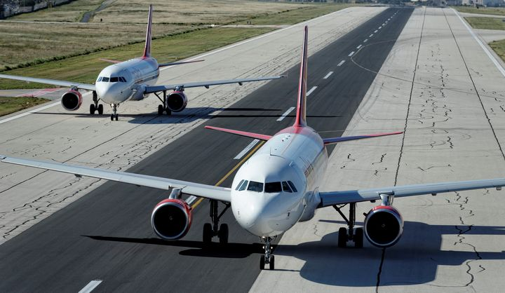 Air Malta's alternative flight arrangements for Brussels on Friday