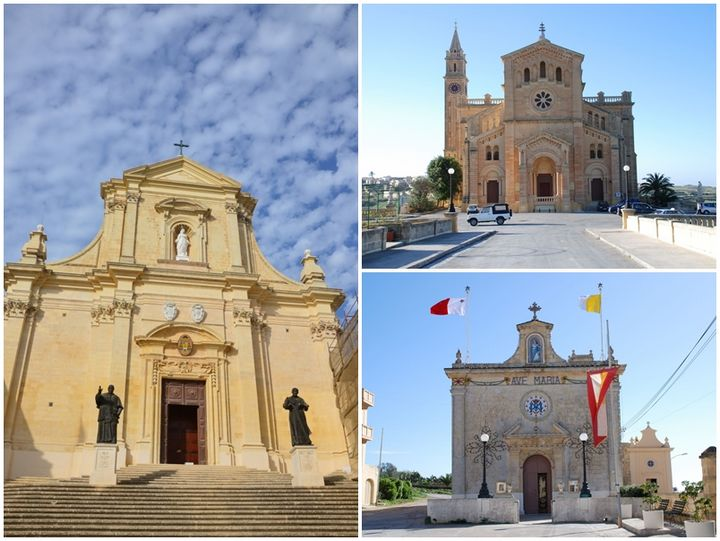 3 churches in Gozo to open the Holy Door of Mercy for Jubilee of Mercy