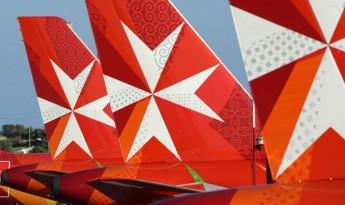 Air Malta starts winter flight schedule, 210 direct weekly flights
