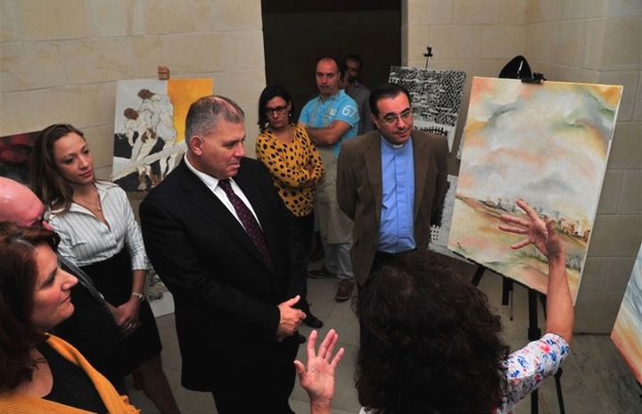 Art Camp Malta - Gozo event hailed as a great success