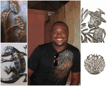 Banging the Drum: Exhibition of Art in Metal from Haiti & Gozo