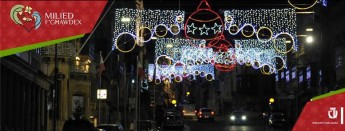 Christmas in Gozo starts next week with switch on of illuminations