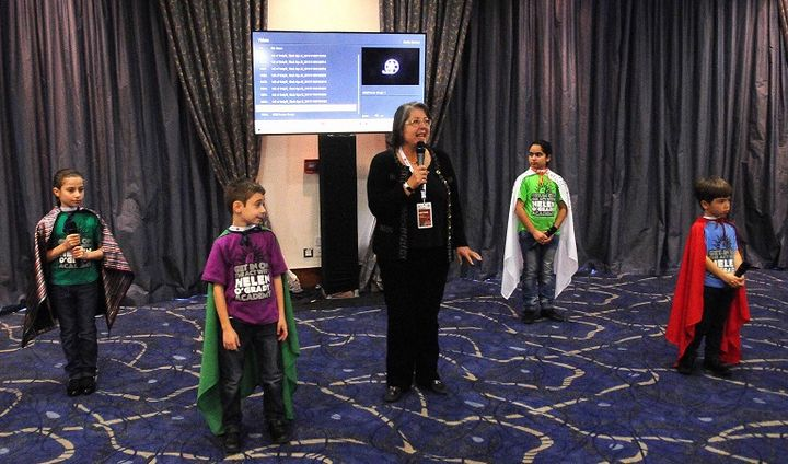 President's Foundation gives the Commonwealth Children a voice