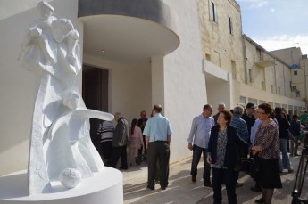Gozo monument to Don Bosco inaugurated in Victoria
