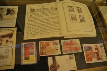 Gozo Philatelic Society 16th annual exhibition underway in Victoria