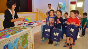 Gharb Primary School students celebrate European Day of Languages
