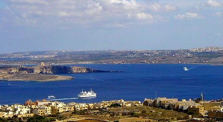 Gozo Business Chamber presentation on feasibility of a Gozo tunnel