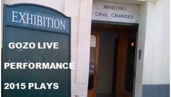 Gozo Live to present a performance of 6 short plays next Friday