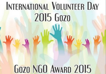 Gozo NGOs Association Award 2015 ceremony next Saturday