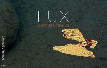 Gozo Choir Chorus Urbanus releases its new CD 'LUX'