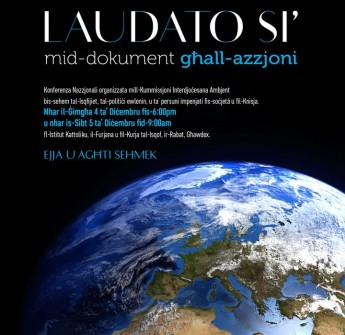 KA conference in Malta and Gozo on the 'Laudato Si'