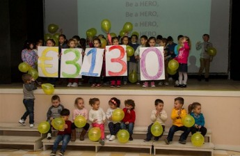 Lem-in-aid of Puttinu - Fundraising event by GC Kercem Primary