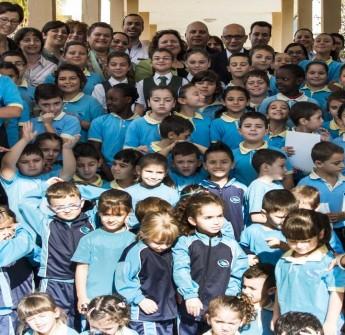 L-Istrina BOV Piggy Bank campaign visits several Gozo schools