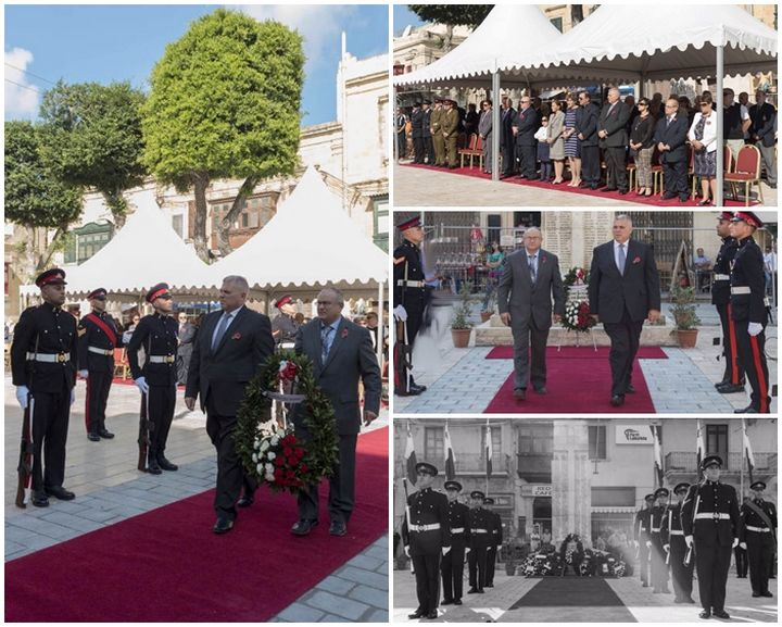 Remembrance Day commemorated in Gozo on Sunday