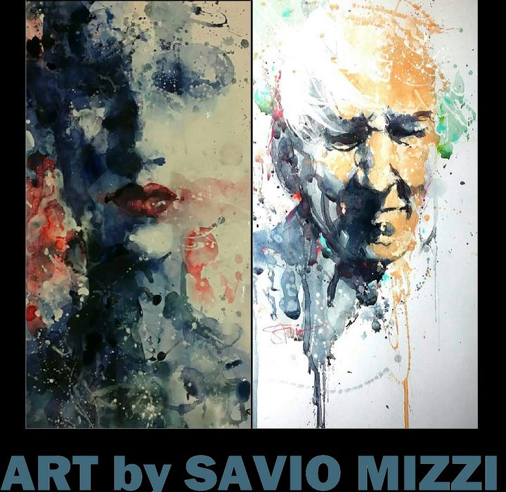 Art exhibition by Savio Mizzi at Il-Hagar Museum in Victoria