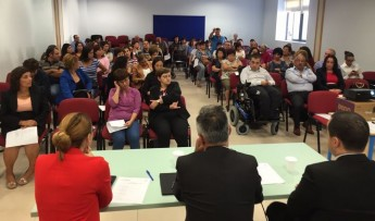 Consultative Seminar for Persons with Disability held in Gozo