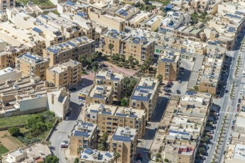 Over 240 photovoltaic panels installed at Tac-Cawla housing estate