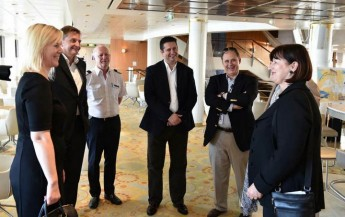 Minister launches new TUI Malta to Malta cruise operation