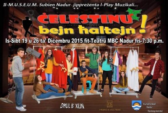 Celestinu bejn Haltejn: A musical story for this Christmas holiday