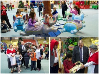 Children's World: Christmas event for children this weekend in Gozo