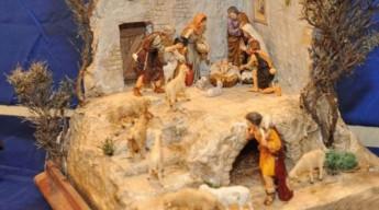 Ghaqda Hbieb tal-Presepju in Gozo Annual Crib exhibition in Victoria