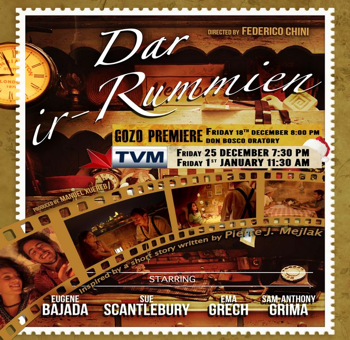 Gozo premiere of Dar ir-Rummien being screened at the Oratory Cinema