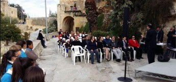 Lunzjata Valley event for International Day for Persons with Disabilities