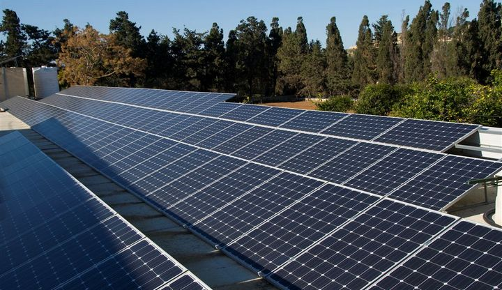 Uptake of renewable energy sources in Malta was 3.8% in 2013