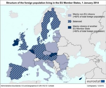 33% of foreign residents living in Malta are from the UK - Eurostat