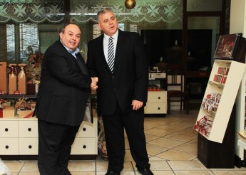 Minister for Gozo visits Savina Tradition and Heritage in Xewkija