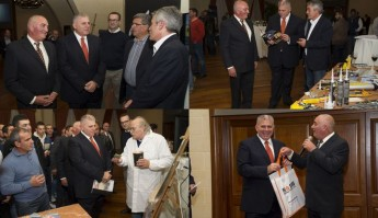 Gozo Minister attends RA & Sons event for the construction industry