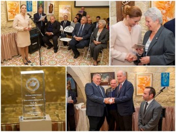 Gozo Tourism Association presented with the Gozo NGO Award