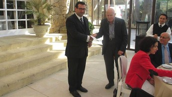 Order of Malta Volunteers in Gozo donation for Guatemala mission
