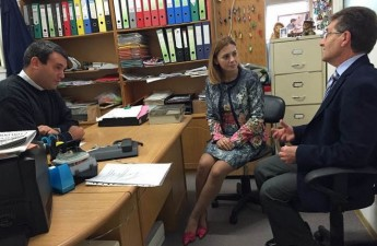 Discussions with Arka Foundation on new services for disabled in Gozo
