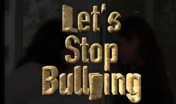 Let's Stop Bullying: Student video on standing up to a bully at school
