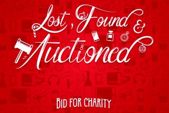 Lost, Found & Auctioned: Bid for charity at Malta Airport