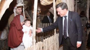 Alfred Sant encourages Maltese to visit Gozo this festive season