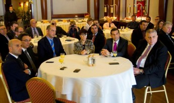 New Gozo swimming pool & Gozo sports discussed in business breakfast