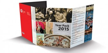 MaltaPost Launches Year Pack including all Stamp Sets issued in 2015