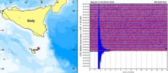 4.4 magnitude earthquake felt across Gozo & Malta this evening