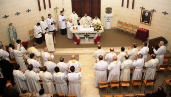 Gozo Bishop marks 10th anniversary of his episcopal consecration