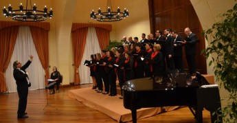 Gaulitanus Choir ushers in the New Year with a musical concert