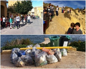 Sunday's Gozo clean-up hike cancelled due to lack of promised funds