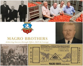 Magro Brothers of Gozo is celebrating 100 years of history