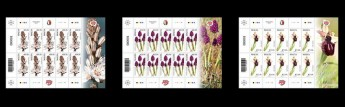 Maltese Flora philatelic stamps - Next in series being issued on Friday