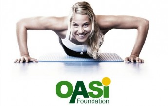 Fitness class in aid of the OASI Foundation this coming Saturday