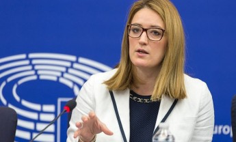 Roberta Metsola presents report calling for EU action on migration