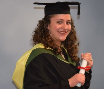 Vanessa Saliba awarded Master's Degree in Educational Studies